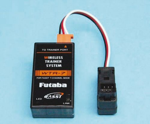 R1-F1414 - Wireless Trainer System 24 GHz fuer FASST WTR-7 (robbe) R1-F1414